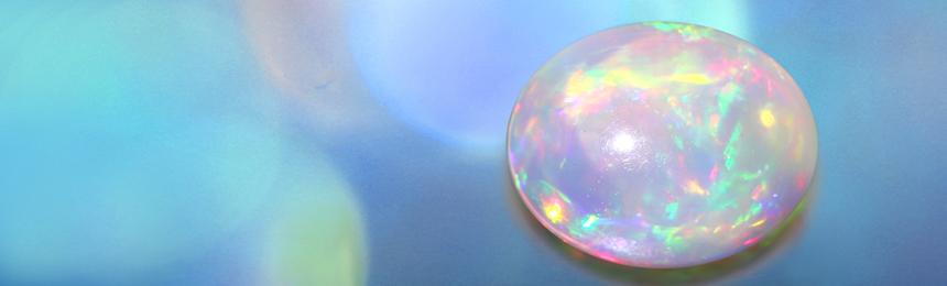 Indonesischer Opal