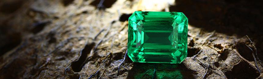 AAA-Russischer Smaragd