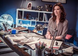 Schmuckdesignerin Kat Florence
