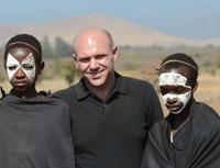 Don mit Massai