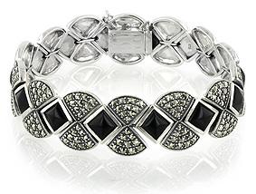 Armband im Art Deco-Stil