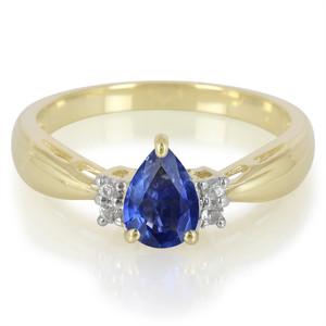 Bei Juwelo finden Sie eine große Auswahl an blauem Saphirschmuck.