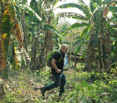 Don im Dschungel Südostasiens
