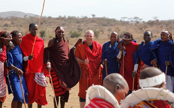 Don in Tansania