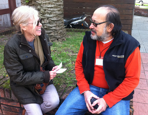 Carlos Espejo im Interview