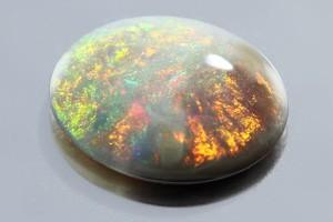 Lighting Ridge-Schwarzer Opal