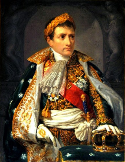 Napoleon als König von Rom (Porträt von Andrea Appiani)