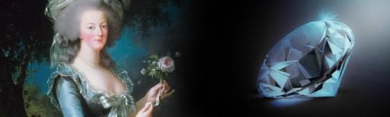 """Auch Marie Antoinette trug zeitweise den Diamanten """"Der Regent"""""""