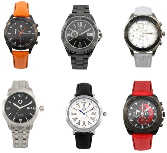 Sportlich oder elegant - die neue TPC-Uhren-Kollektion bietet für jeden Geschmack das Richtige!