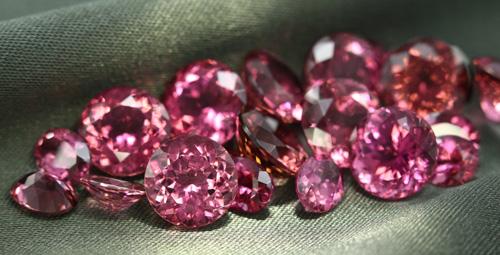 AAA-Pinkfarbene Turmaline