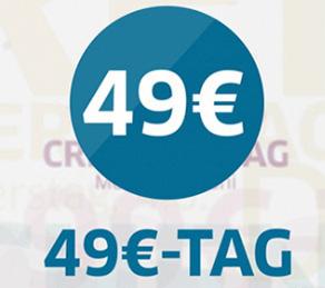 Jedes Schmuckstück für 49 Euro