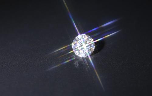 Funkelnder Diamant