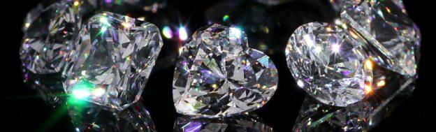 lose Diamanten