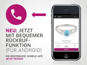 Die Juwelo-App