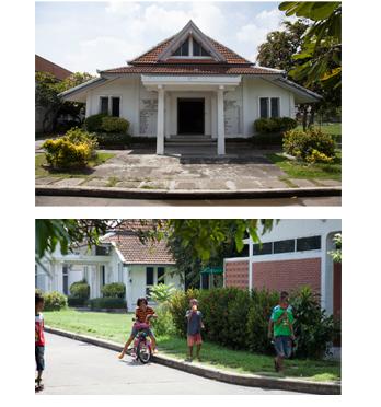 Der Kindergarten im SOS-Kinderdorf