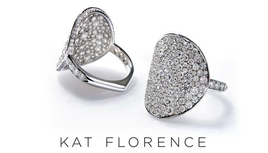 Ein traumhafter Ring aus der neuen Kat Florence-Kollektion