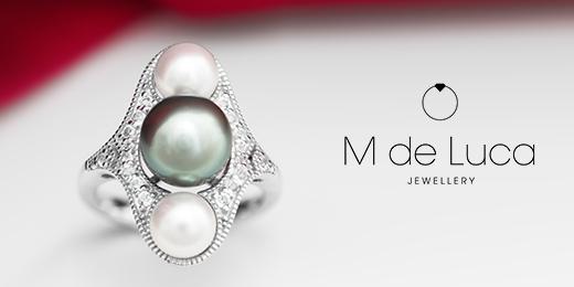 Perlenschmuck von Marina de Luca