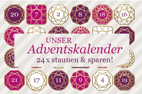 Der Online-Adventskalender