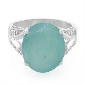Grandidierit-Silberring