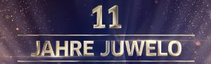 Juwelo feiert Geburtstag vom 1. bis 11. Juni