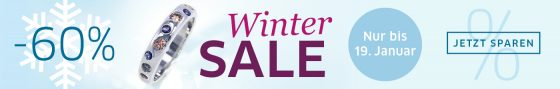 Winter Sale bei Juwelo