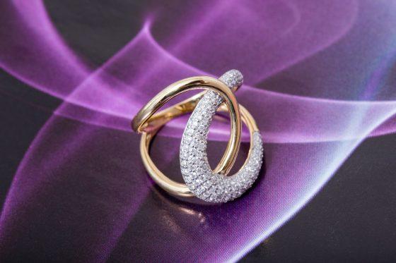 Ein Ring der Annette with Love-Kollektion