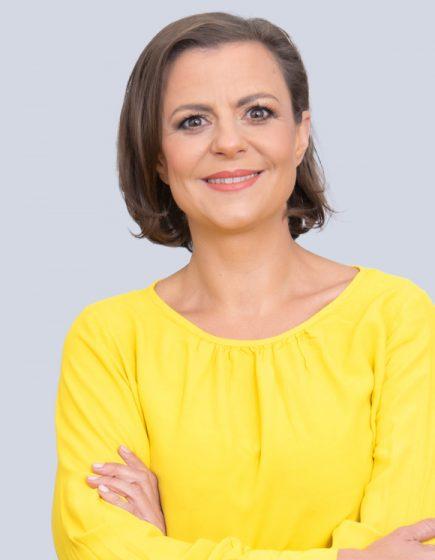 Juwelo-Geschäftsführerin Annette Freising