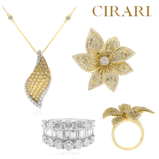 Diamantschmuck von CIRARI